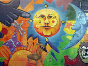 Mountain View Community Center Mural