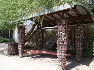West Couplet Bus Shelters
