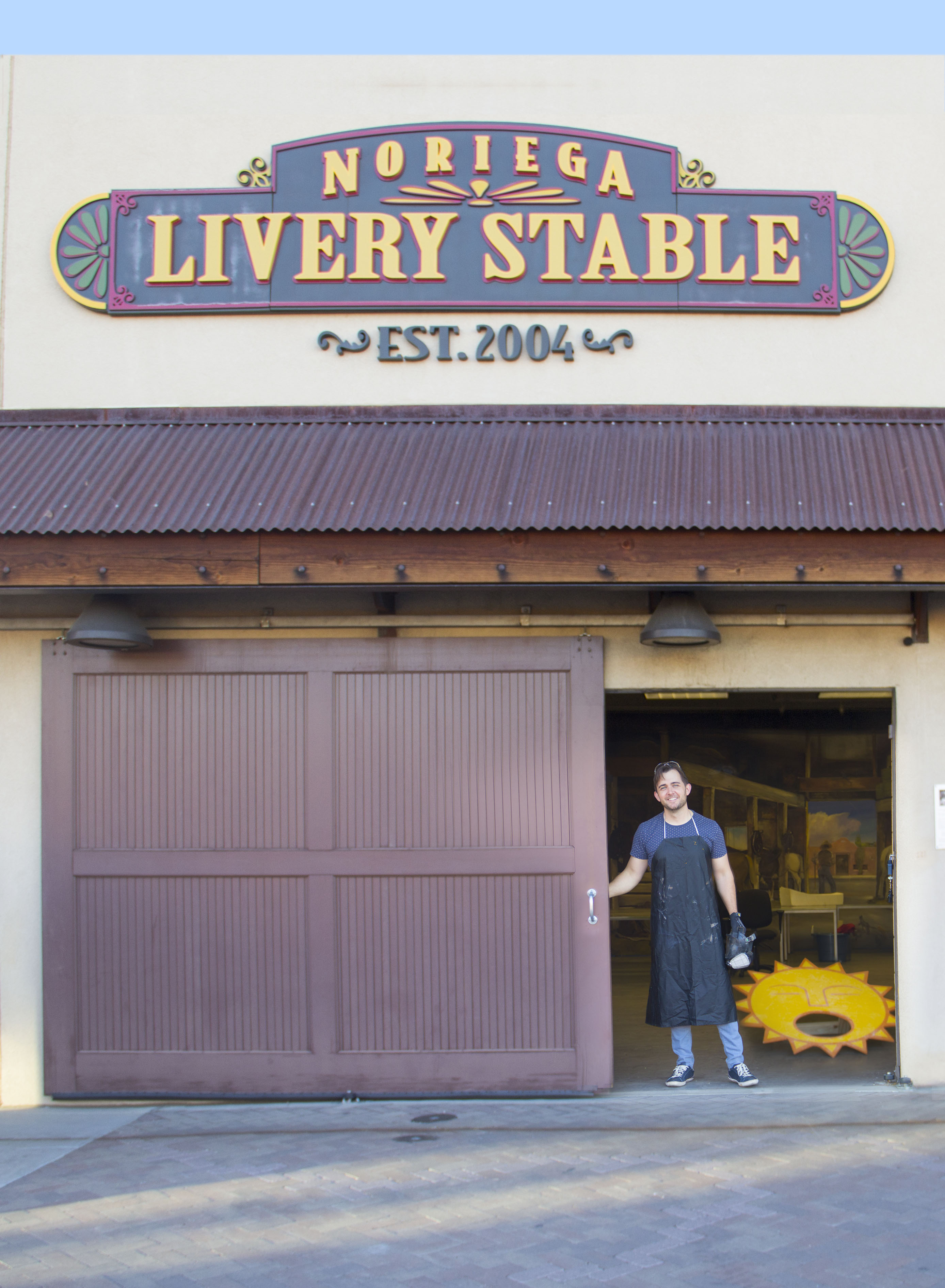 lewis livery oustide livery stable