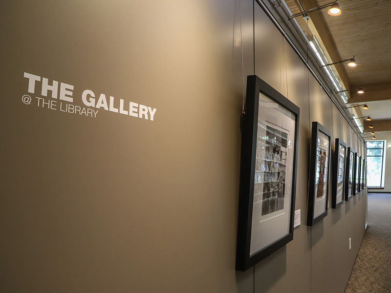 New Gallery at the Library